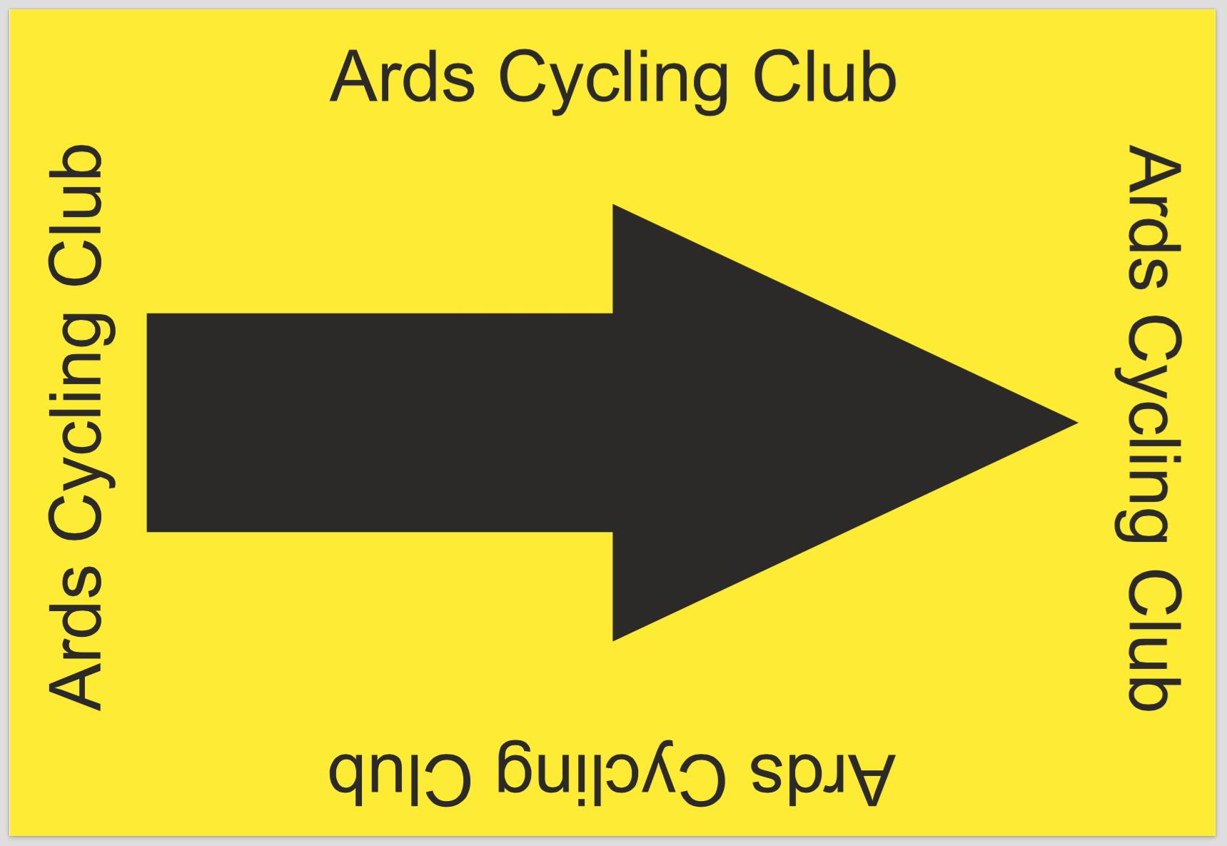 TOS Signage