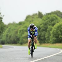 Andrew Jess on the Stage 2 TT
