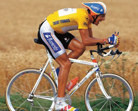 Pinarello Then TT