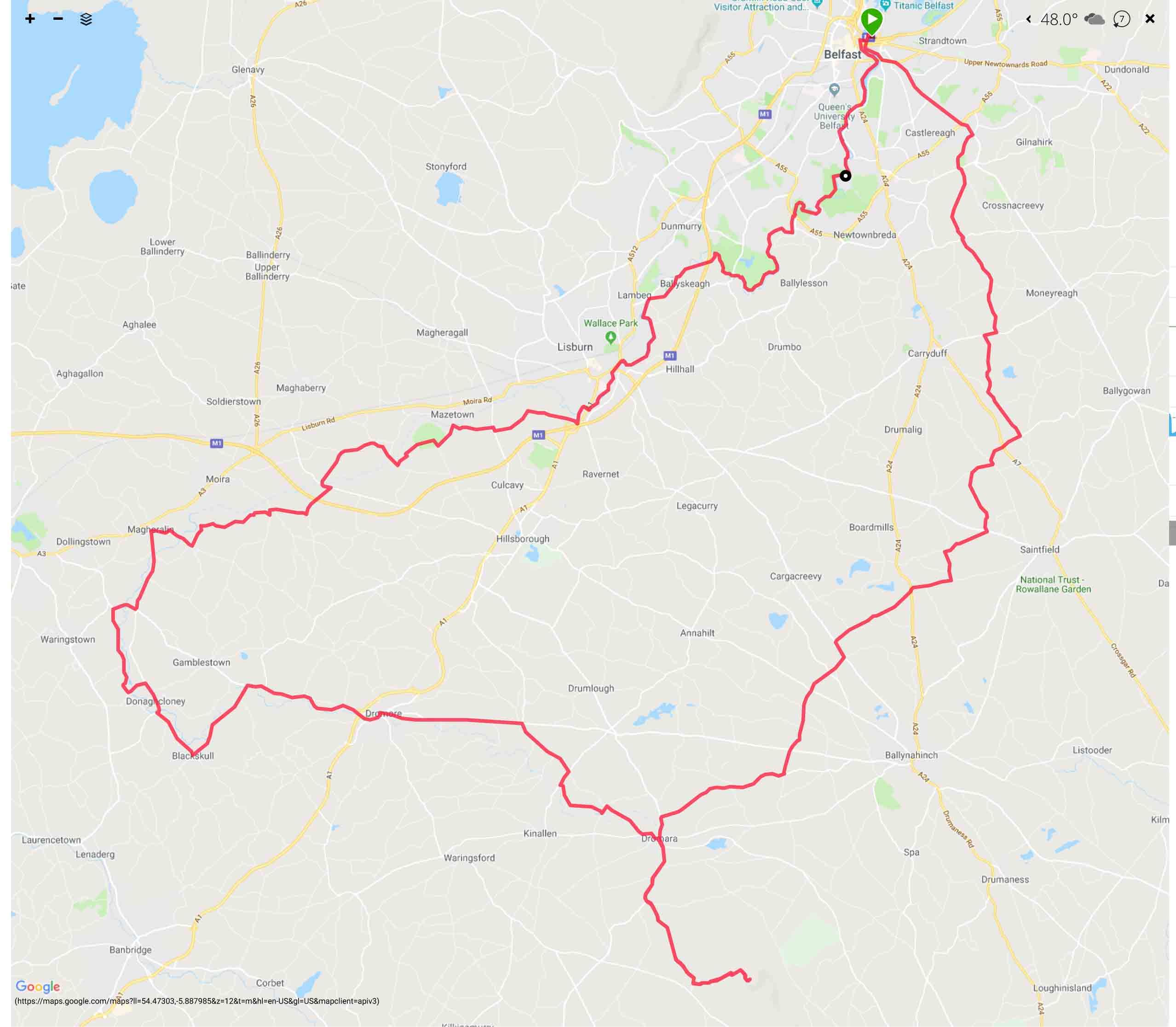 JSL-Route