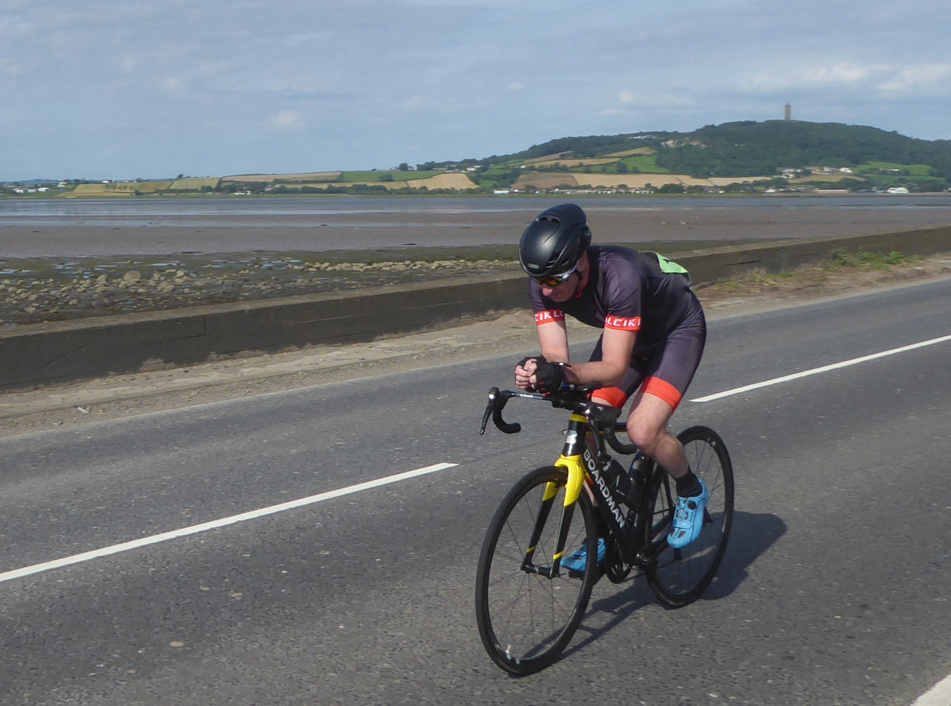 Jonathon Taylor - former Ards CC rider now with North Down