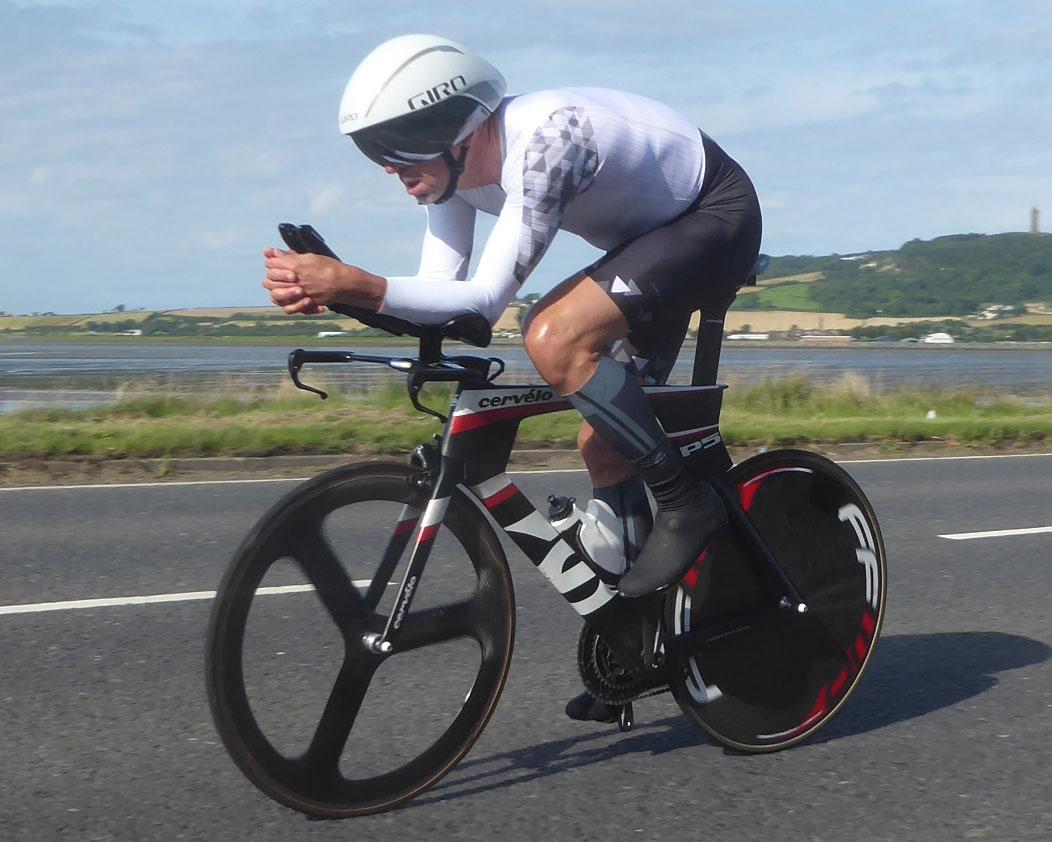John Madden (inspired) - another inspiring M50 rider