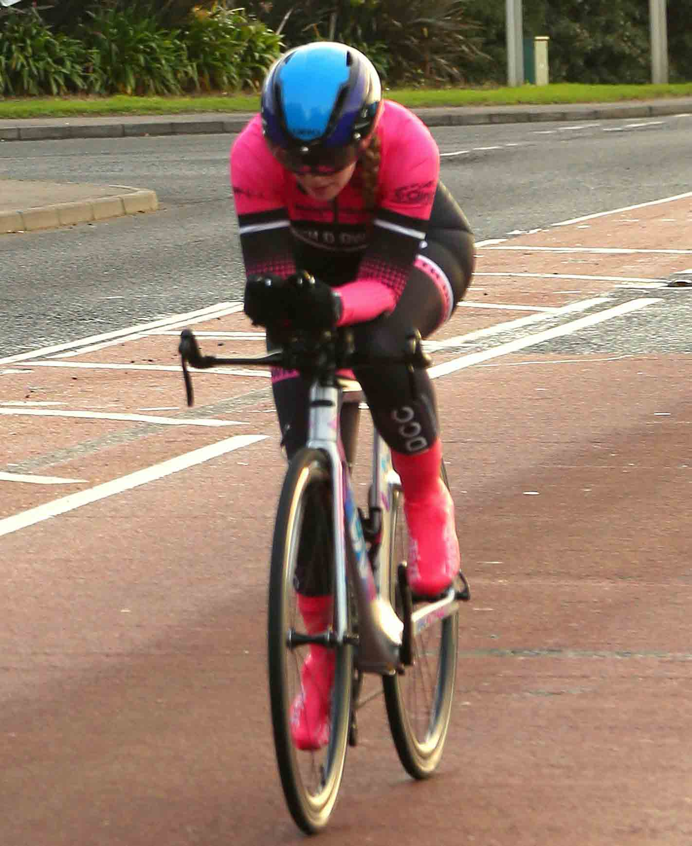 First woman FIona Kelly (North Down)