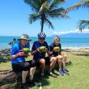 Coconut rehydration