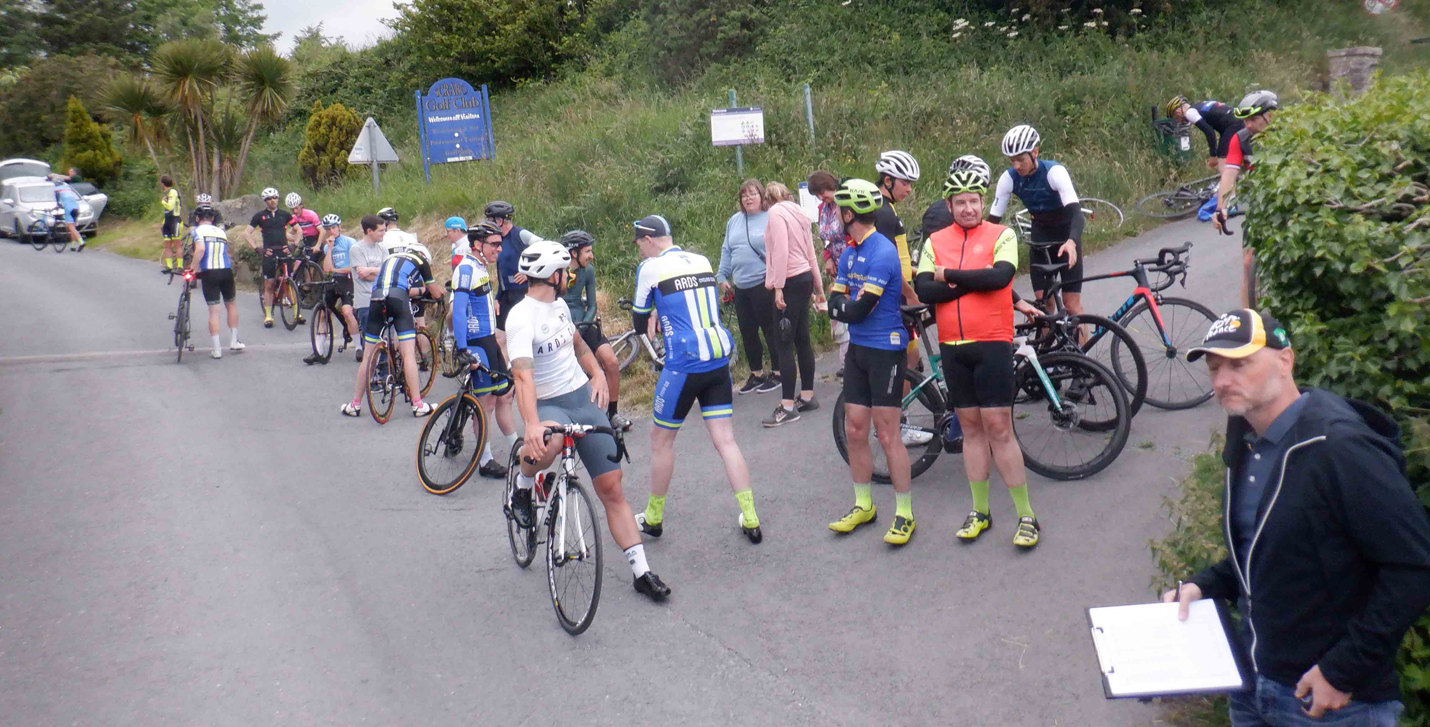 The club chairman ponders why hillclimbs always seem to gather a good crowd...